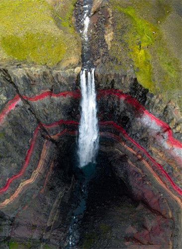 Hengifoss: Amazing waterfall in Iceland